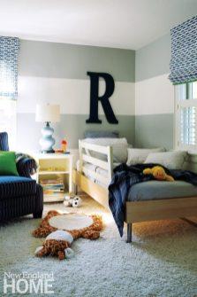 Westport Farmhouse Boys Bedroom