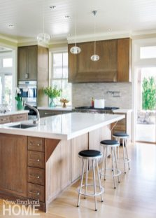 Jamestown Shingle Style Kitchen