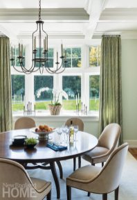 Dan Koppen Rhode Island Shingle Style Dining Area