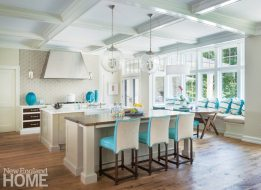 Dan Koppen Rhode Island Shingle Style Kitchen