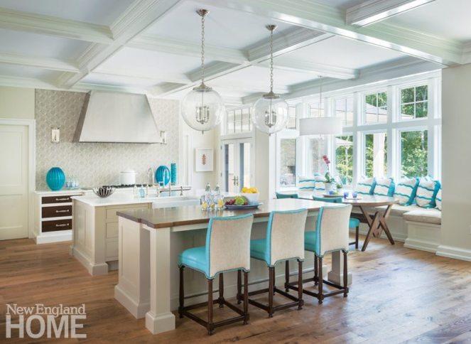 Dan Koppen Rhode Island Shingle Style Kitchen