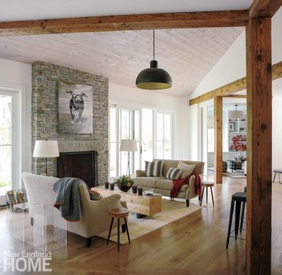 Litchfield County Living Room
