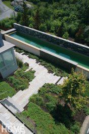 Gregory Lombardi contemporary landscape pool