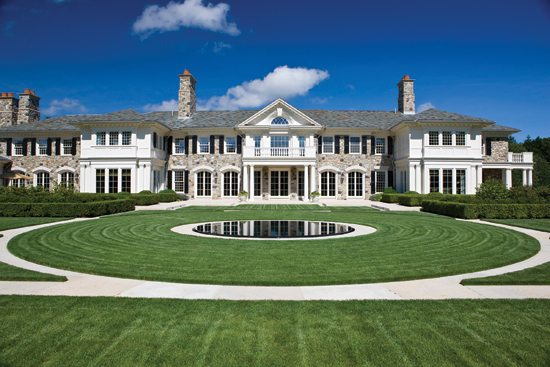 Grand estate built by Kenneth Vona