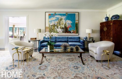 Lda Architects Wellesley Tudor Living Room