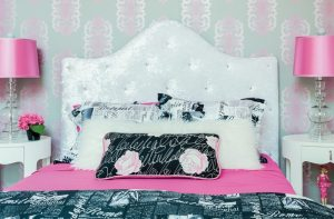 Hot Pink Girl's Room