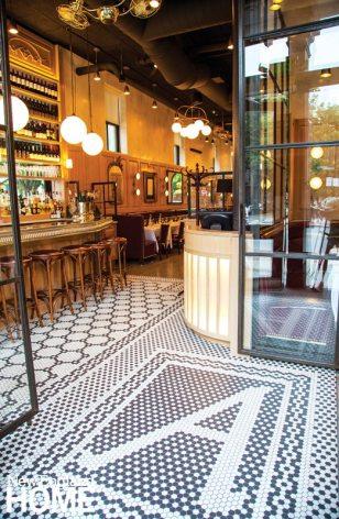 Aquitaine Boston Tile Floor