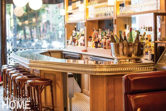 Aquitaine Boston Bar