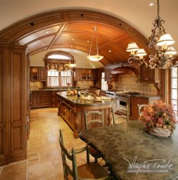 Wayne Towle Wood and Furniture Refinishing Kitchen