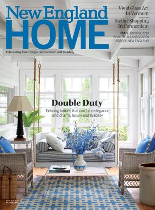 March April 2017 New England Home Magazine