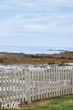 Maine's southern coast.