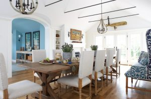 A Nantucket Home Designed for Family Gatherings