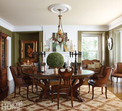 Kellie Burke Dining Room