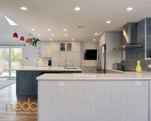 Kitchen Trends: White Quartz Countertop