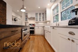 Kitchen Trends: Rustic Wood Cabinets