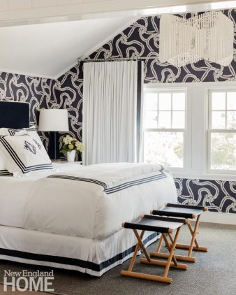 Cape Cod Cottage Bedroom