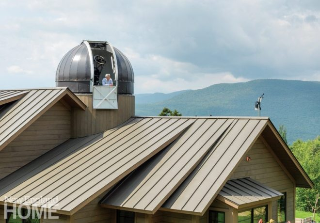 Stowe Vermont Residential Observatory