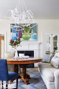 Gauthier Stacy Hingham Dining Room