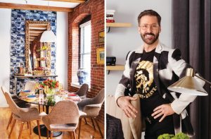 Steven Favreau Transforms a Boston Rental