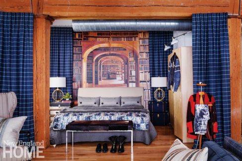 Steven Favreau Bedroom