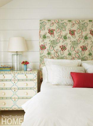 Chappaquiddick Shingle Cottage Girl's Bedroom