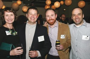 New England Home March - April Networking Event at Mathew Cunningham Landscape Design