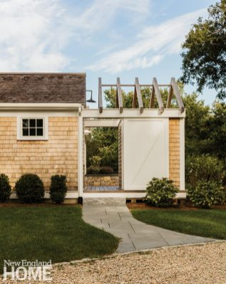 Lisa Tharp Shingle Style Exterior