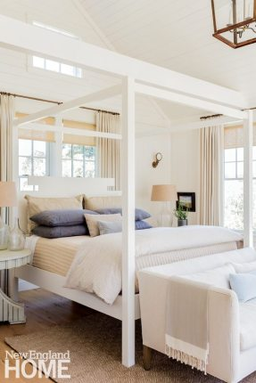 Lisa Tharp Neutral Master Bedroom
