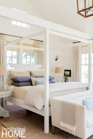 Lisa Tharp Neutral Master Bedroom