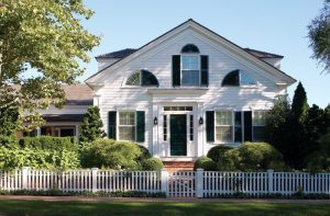 An Updated Greek Revival in Edgartown