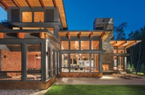 Naturally Modern in Vermont