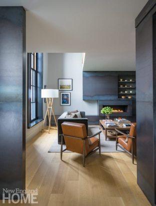 Slater - Woodmeister living room