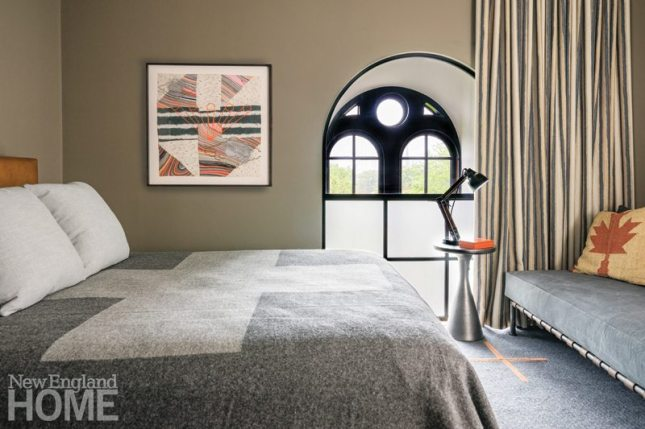 Slater - Woodmeister guest bedroom