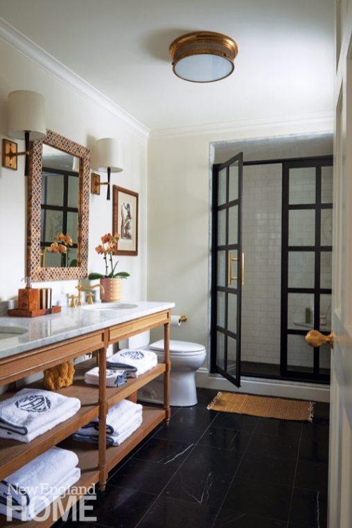 Phoebe Lovejoy master bathroom