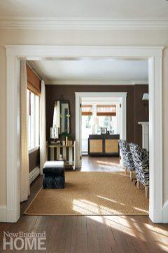 Hallway view Phoebe Lovejoy