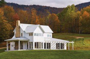 Contemporary Classic in Vermont