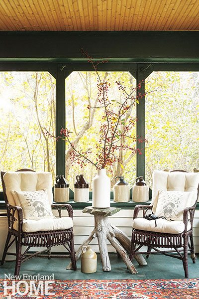 maine screened porch