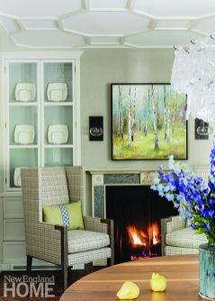 Gregorius Pineo wing chairs