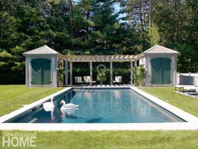 Cape Cod pool
