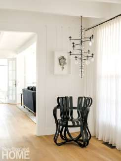 Knoll Cross Check bent-plywood armchair