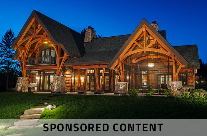 Timber Frame Homes For Every Architectural Style New England Home Magazine