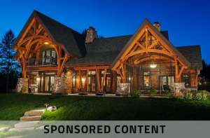 Timber Frame Homes for Every Architectural Style