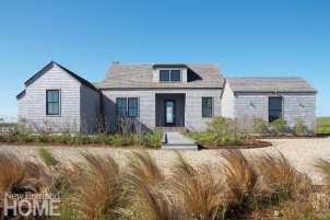 Nantucket home exterior