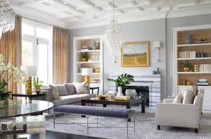 A Home That Marries Modern and Traditional Styles