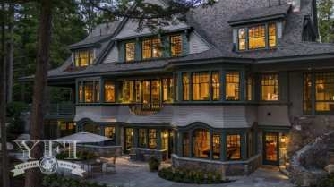 New Hampshire designed by TMS Architects and built by YFI Custom Builders