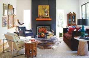 Traditional Design Meets Modern Sensibility