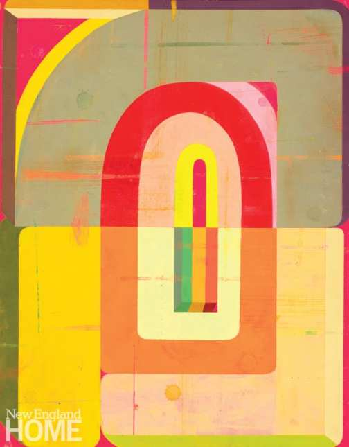 Deborah Zlotsky gouache on paper