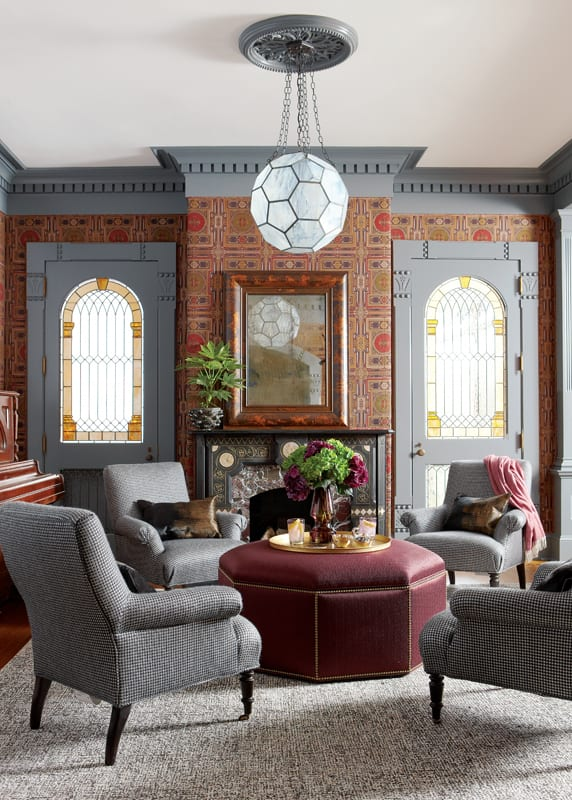 A Nineteenth Century Southport House Gets A Vivacious New