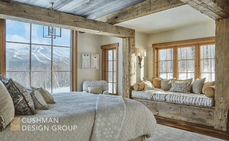 Five Essential Elements for a Home that Nurtures the Spirit: Homecoming master bedroom