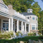 Classic New England Charm shingle exterior